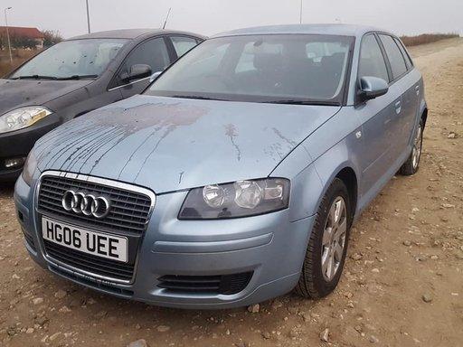 Dezmembrez Audi A3, an 2006,motor 1.9 diesel,5 trepte