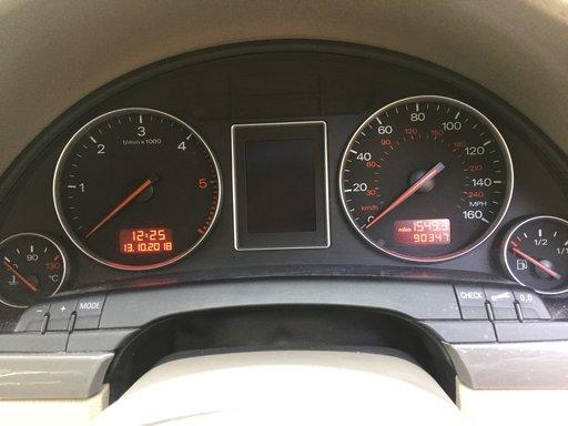 Dezmembrez Audi A4 1.9 TDI cod motor AVF