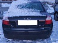 Dezmembrez Audi A4 A 4 B6 B 6 1.9TDI 131CP