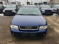 Dezmembrez Audi A4 ,an 2000, albastru 1.9,tdi tip AVG