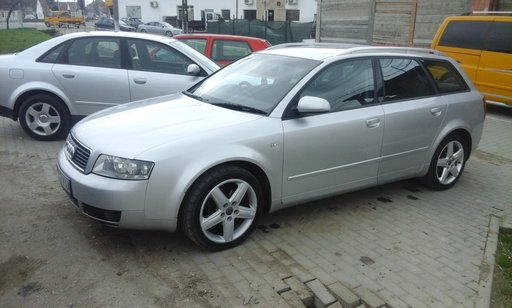 Dezmembrez Audi A4 B6 1.9 TDI AWX Combi