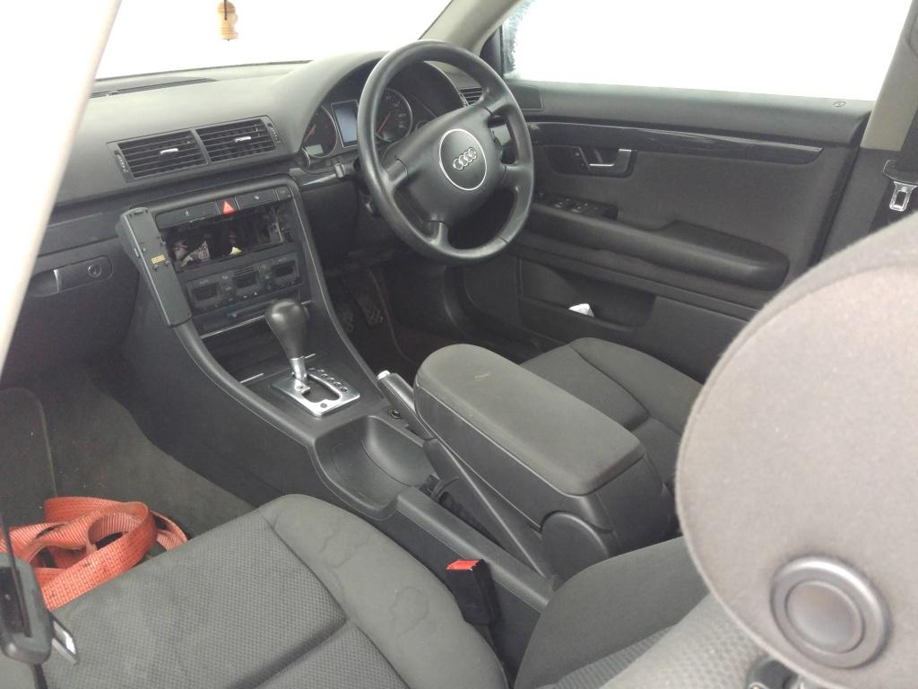 Dezmembrez Audi A4,B6 1.9TDI,2004,motor AVF,CV automata multitronic