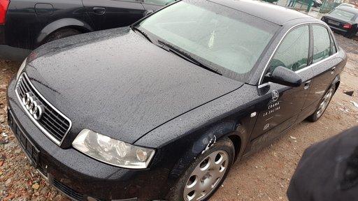 Dezmembrez Audi A4 B6 2002 2.5tdi AKE 180cp