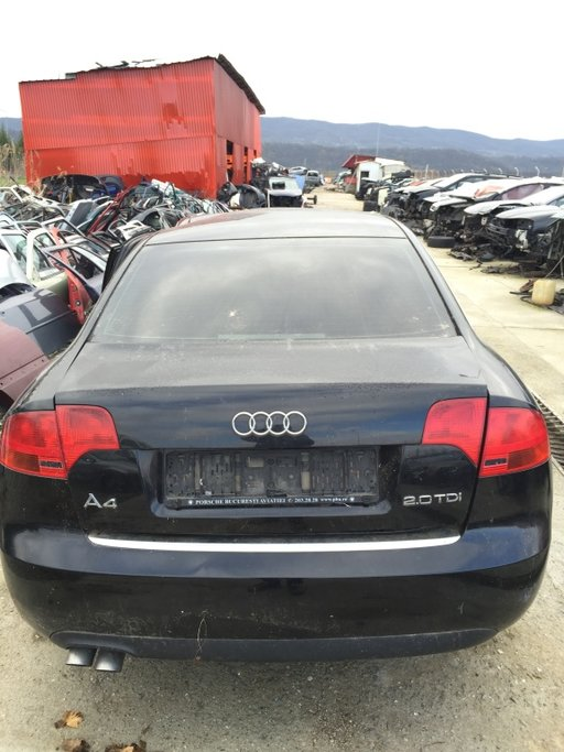 Dezmembrez Audi A4 B7 2.0 TDI