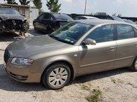 Dezmembrez Audi A4 B7 2005 sedan 1.9 TDi 116CP BKE