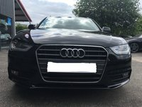 Dezmembrez Audi A4 B8 2014 Break 2.0 TDI Quattro