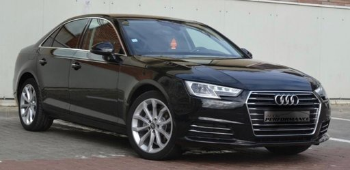 Dezmembrez Audi A4 B9 2.0 TDI Euro 6 Cod Motor:DET