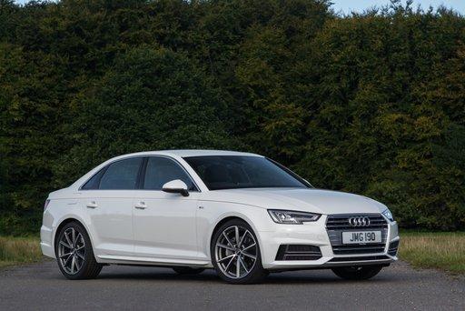 Dezmembrez Audi A4 B9 an 2016