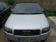 Dezmembrez Audi A4 cabrio 2.5TDI an 2005 - orice piesa pe stoc