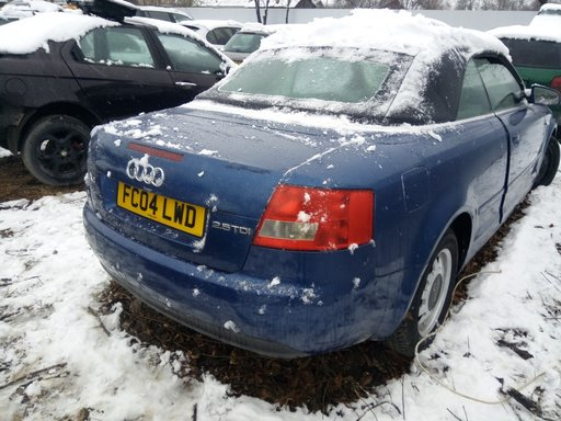 Dezmembrez Audi A4 coupe 2.5 TDI , Fab. 2004