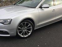 Dezmembrez Audi A5 2012 berlina cu haion 2.0 TDI