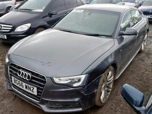 Dezmembrez Audi A5 2016 berlina 2.0