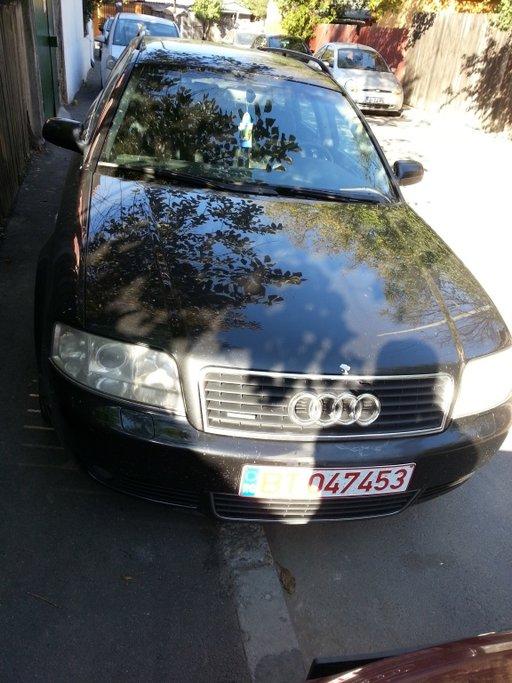 Dezmembrez Audi A6,155 cp, 114 kw, motor 2.5 V6,din 2002,
