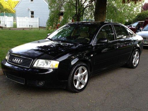 Dezmembrez Audi A6,163 cp, 120 kw, motor 2.5 V6,din 2003,