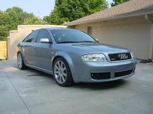 Dezmembrez Audi A6,180 cp, 132 kw, motor 2.5 V6,din 2004,