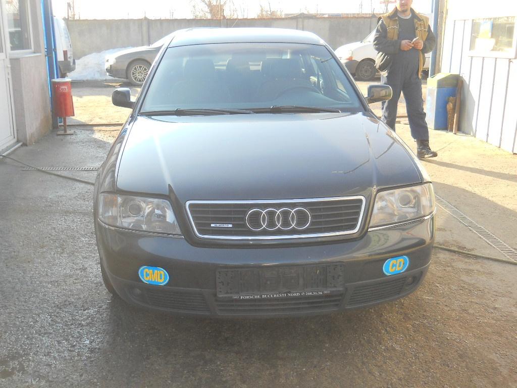 Dezmembrez Audi A6 4B C5 2002 berlina 2.8 qut