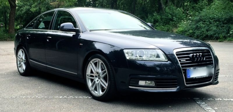 dezmembrez audi a6 4f 2010 facelift s line plus 2 0 tdi. Black Bedroom Furniture Sets. Home Design Ideas