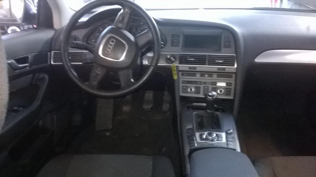 Dezmembrez Audi A6 4F C6 2.7 3.0 TDI Manual BPP ASB