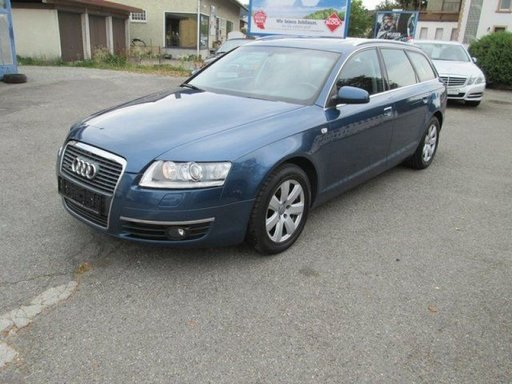 Dezmembrez Audi A6 4F C6 2.7 3.0 TDI Manual BPP AS