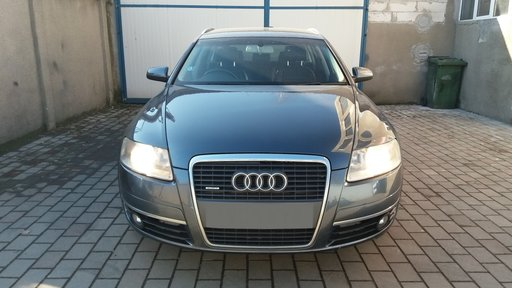 Dezmembrez Audi A6 4F C6 2005 Avant/ Estate 3.0 TD