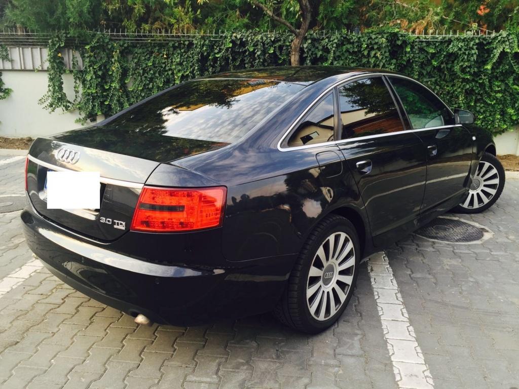 Dezmembrez Audi A6 4F C6 3.0 TDI ASB