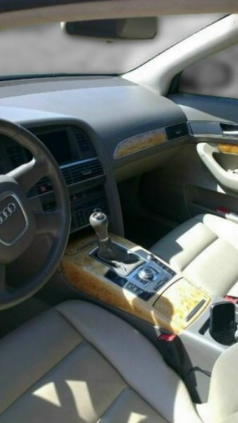 Dezmembrez Audi A6 (4F)(C6) sedan 3.0 TDI BMK Quat