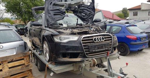 Dezmembrez Audi A6 4g 2014 2.0TDI automat cod cutie NYU 190cp cod motor CNHA