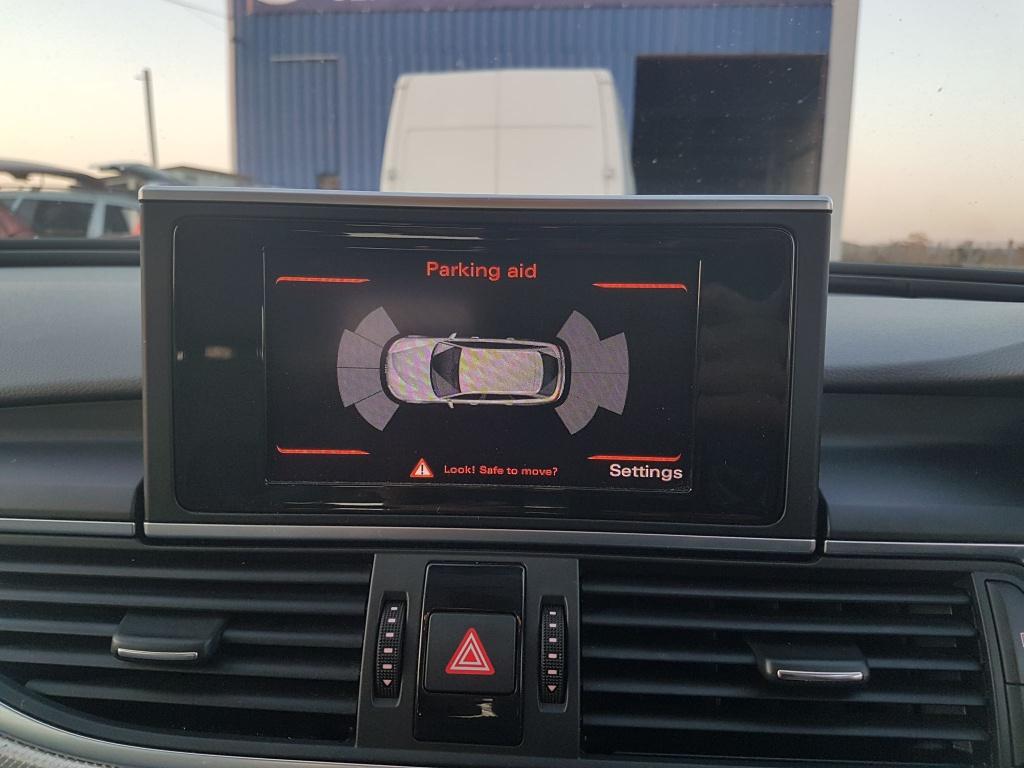 Dezmembrez Audi A6 4G C7 2012 variant 2.0 tdi