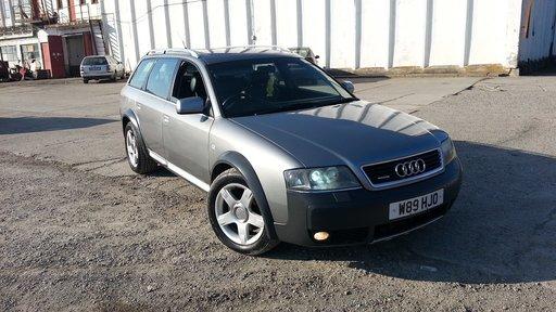Dezmembrez Audi A6 allroad, quattro, 2.5tdi, an 2000