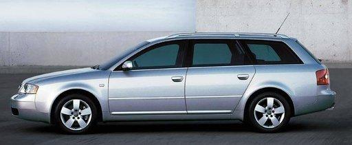 Dezmembrez Audi A6 Quattro, 180 cp, motor 2.5 V6,din 2003