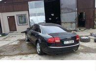 Dezmembrez Audi A8 4.2 benzina an 2005 cod motor BFM 335 cp 2002 2010