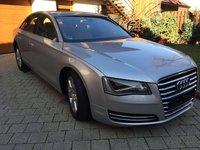 Dezmembrez Audi A8 4H 2010 - 2016 orice piesa pe stoc 4.2FSI