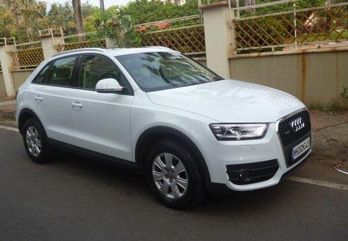 Dezmembrez Audi Q3 an 2013