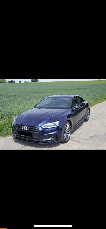 Dezmembrez Audi S5 8W6 ultimul model an fabricatie 2018!