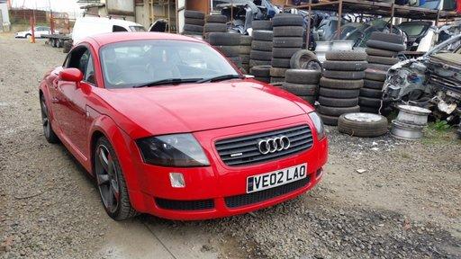 Dezmembrez Audi Tt 1.8 QUATTRO 165kw 224cp 2002