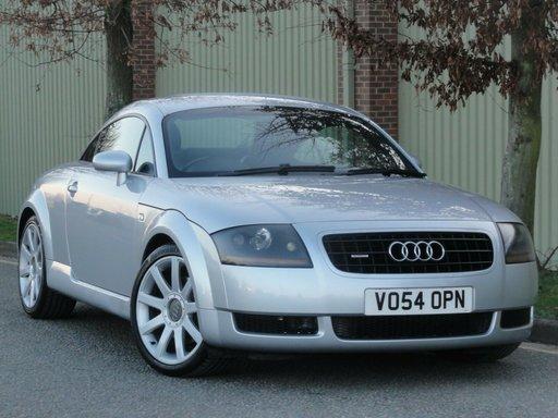 Dezmembrez Audi TT 1.8BAM 2000-2004
