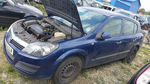 Dezmembrez autoturism marca Opel Astra H, an fabricatie 2006, motor 1.6 benzina, culoare GRI, 4 usi.