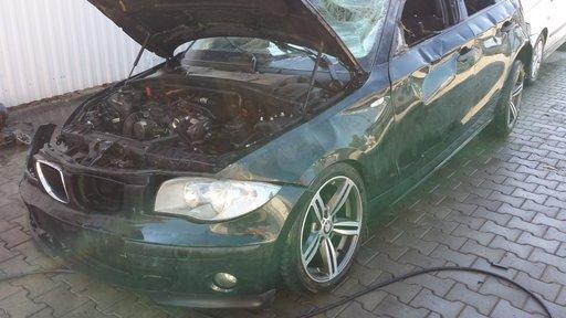 Dezmembrez BMW 118d 20 4D4 150 CP an 2006