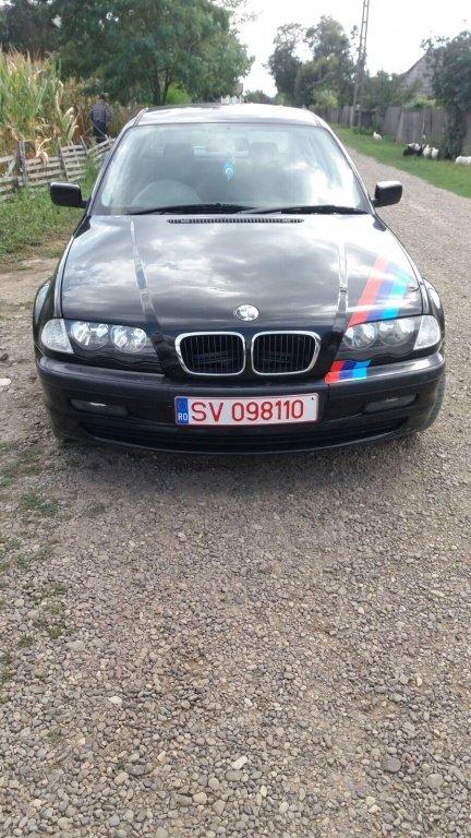 Dezmembrez BMW 316 e46 2000
