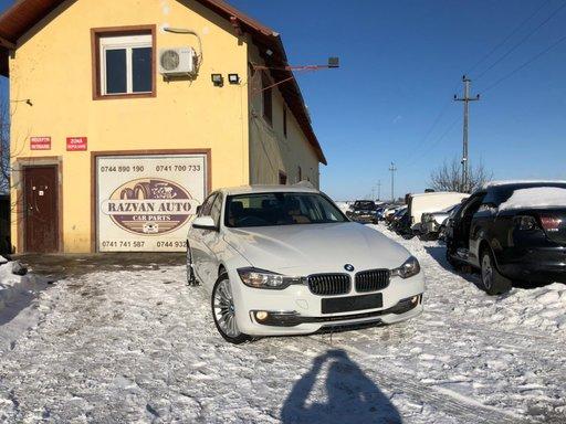 Dezmembrez BMW 318 d f30 2013