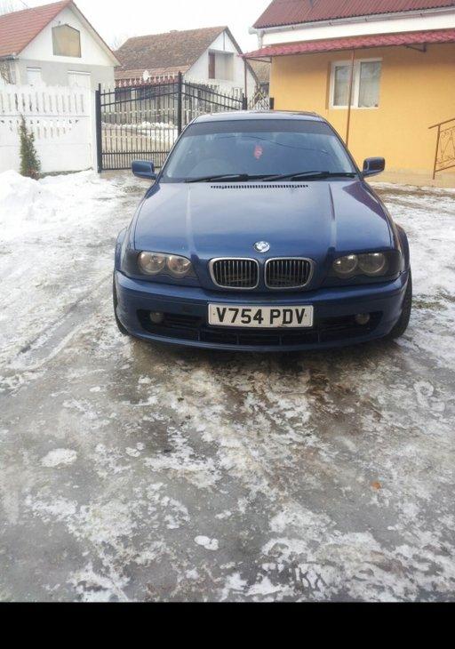Dezmembrez BMW 318 i E 46 Coupe 1.9 Benzina 2000 A
