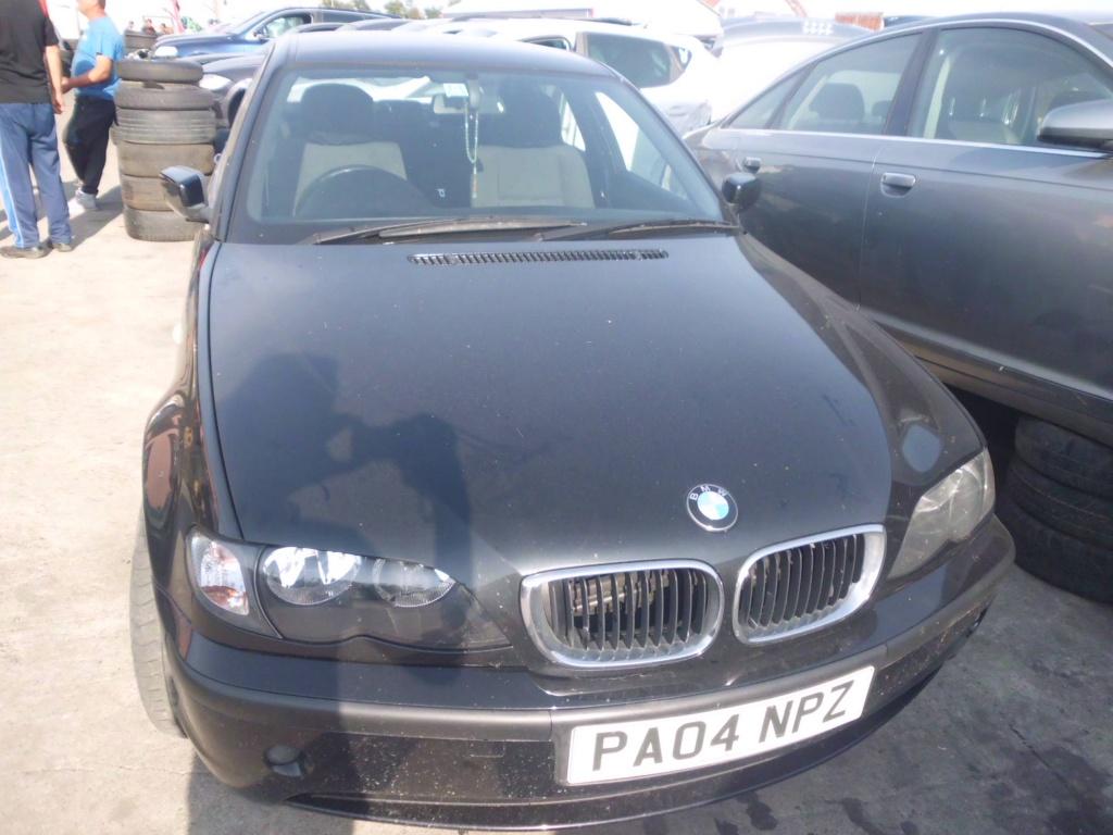 Dezmembrez BMW 320 SERIA 3 E46 diesel 150 CP