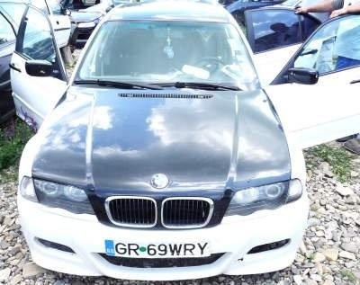 Dezmembrez BMW 320D An 2002