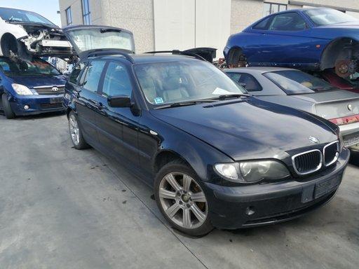 Dezmembrez BMW 320D E46 facelift 204D4 150cp