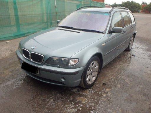 Dezmembrez BMW 3E46 din 2002, 2. 0B, motor N42B20,