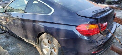 Dezmembrez Bmw 420d F32 coupe an 2014