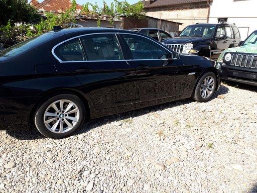 Dezmembrez BMW 520 F10 2.0D 135kw Cod motor N47D20C Efficient Dynamics / Navi mare / Automat 8+1