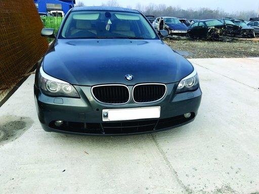 Dezmembrez BMW 530 Diesel, an Fabricatie 2003, 235 CP, Culoare Gri