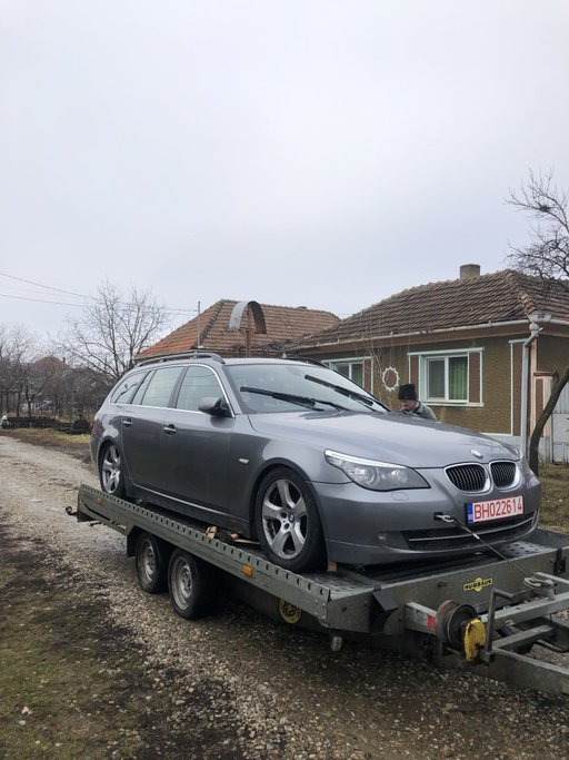 Dezmembrez BMW 530 E60 235cp an fabricație 2008