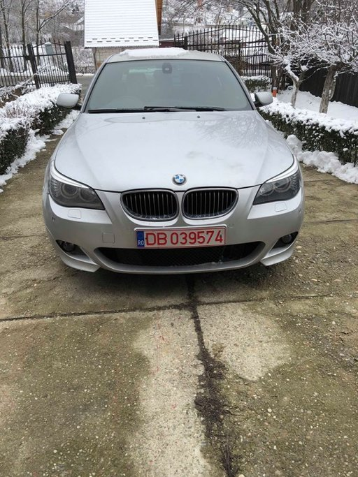 Dezmembrez Bmw 530D M Packet facelift 2008